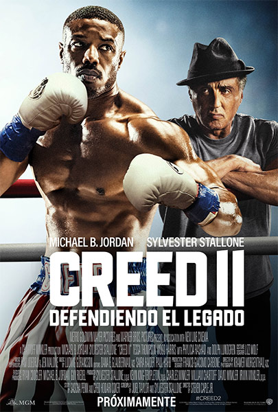 thumb Creed II: Defendiendo el legado