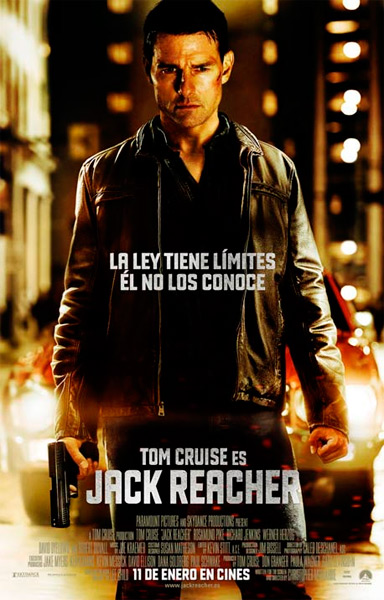 thumb Jack Reacher: Bajo la mira
