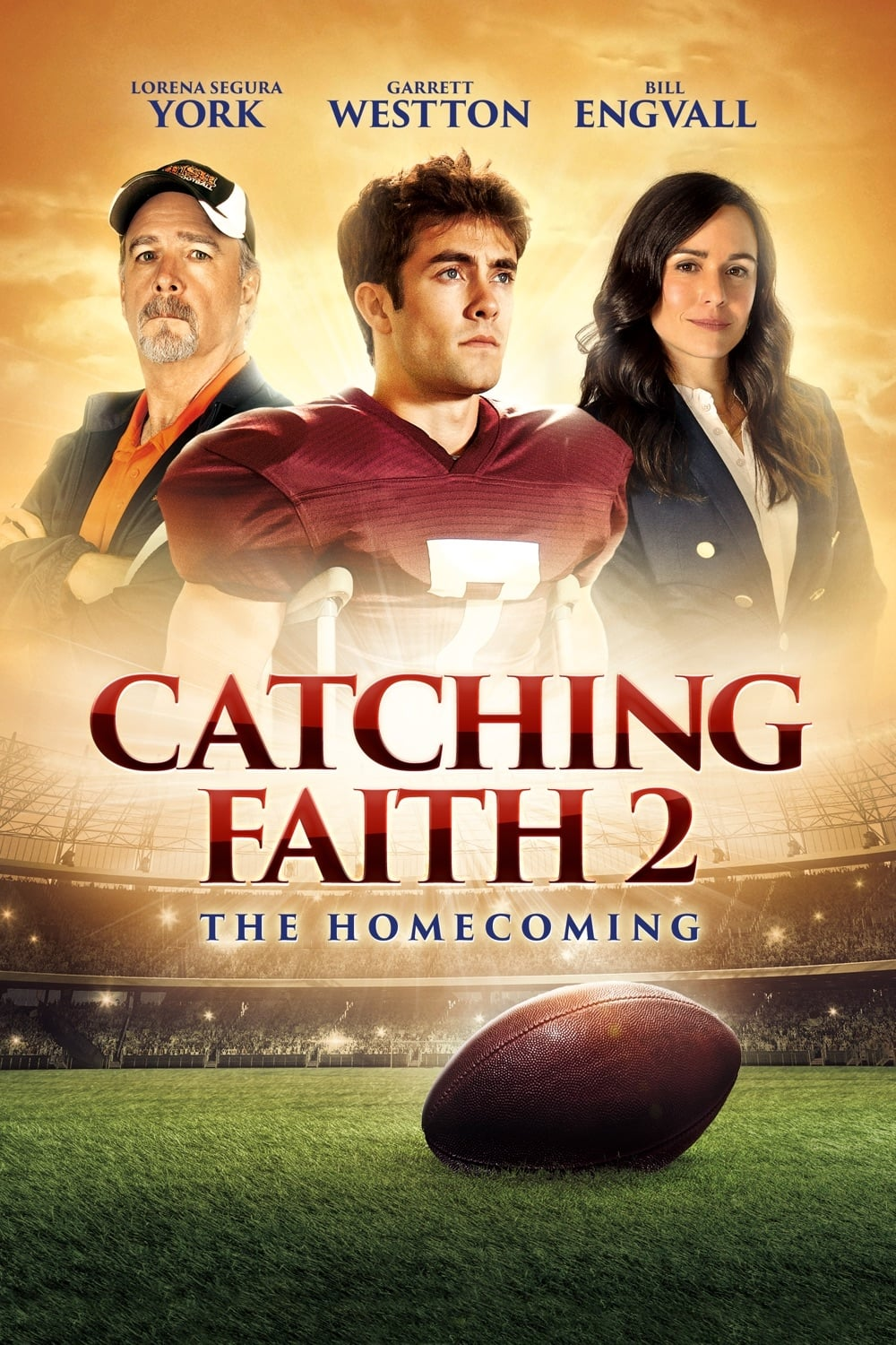 thumb Catching Faith 2: The Homecoming
