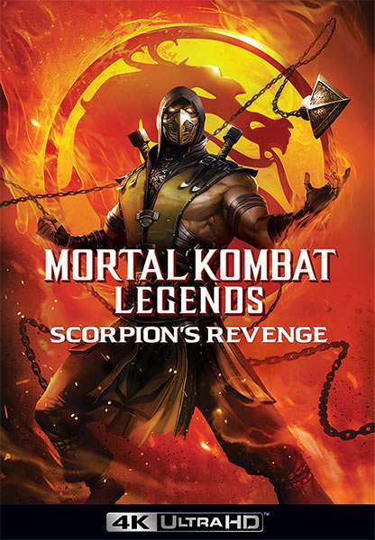 thumb Mortal Kombat Legends: La venganza de Scorpion