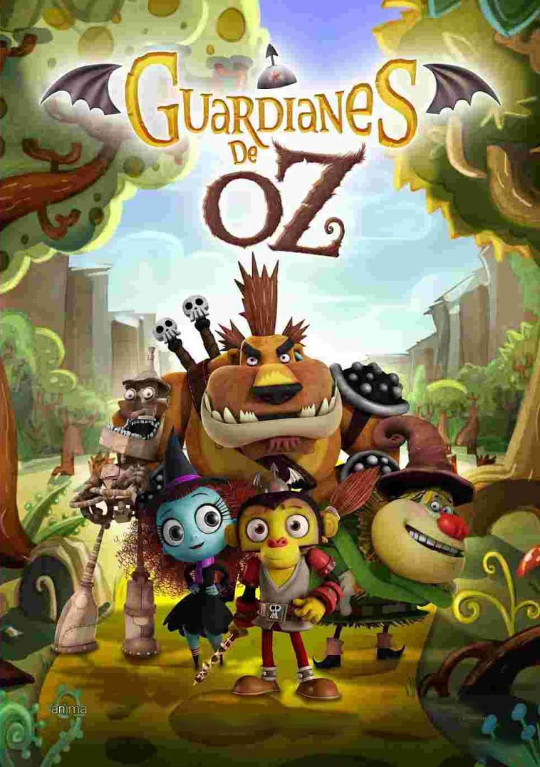 thumb Guardianes de Oz