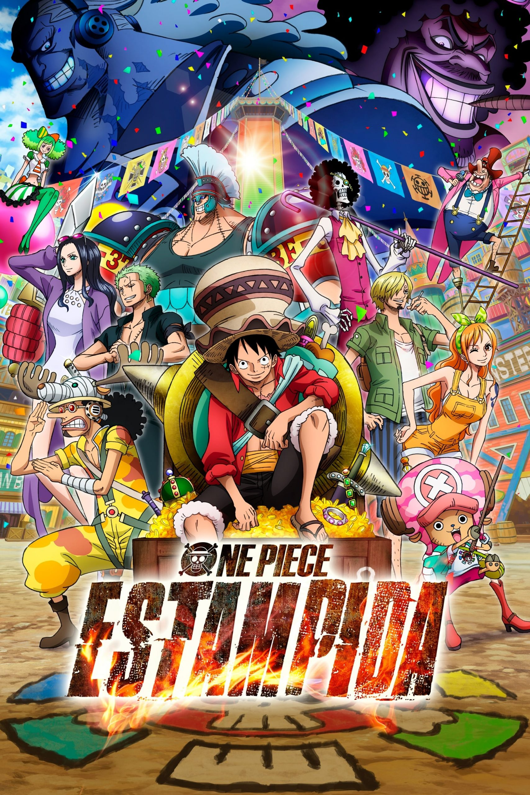 thumb One Piece: Estampida
