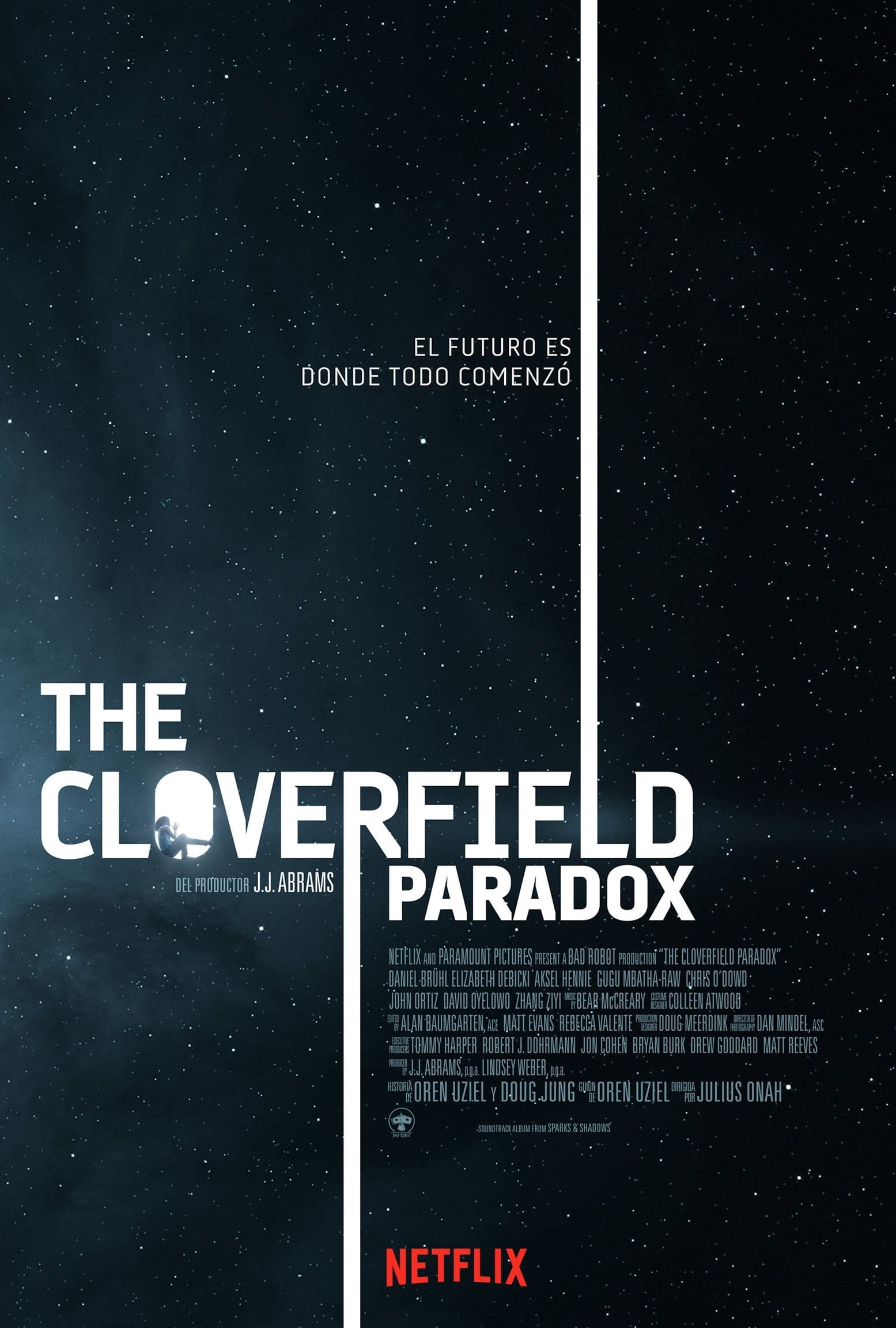 thumb The Cloverfield Paradox