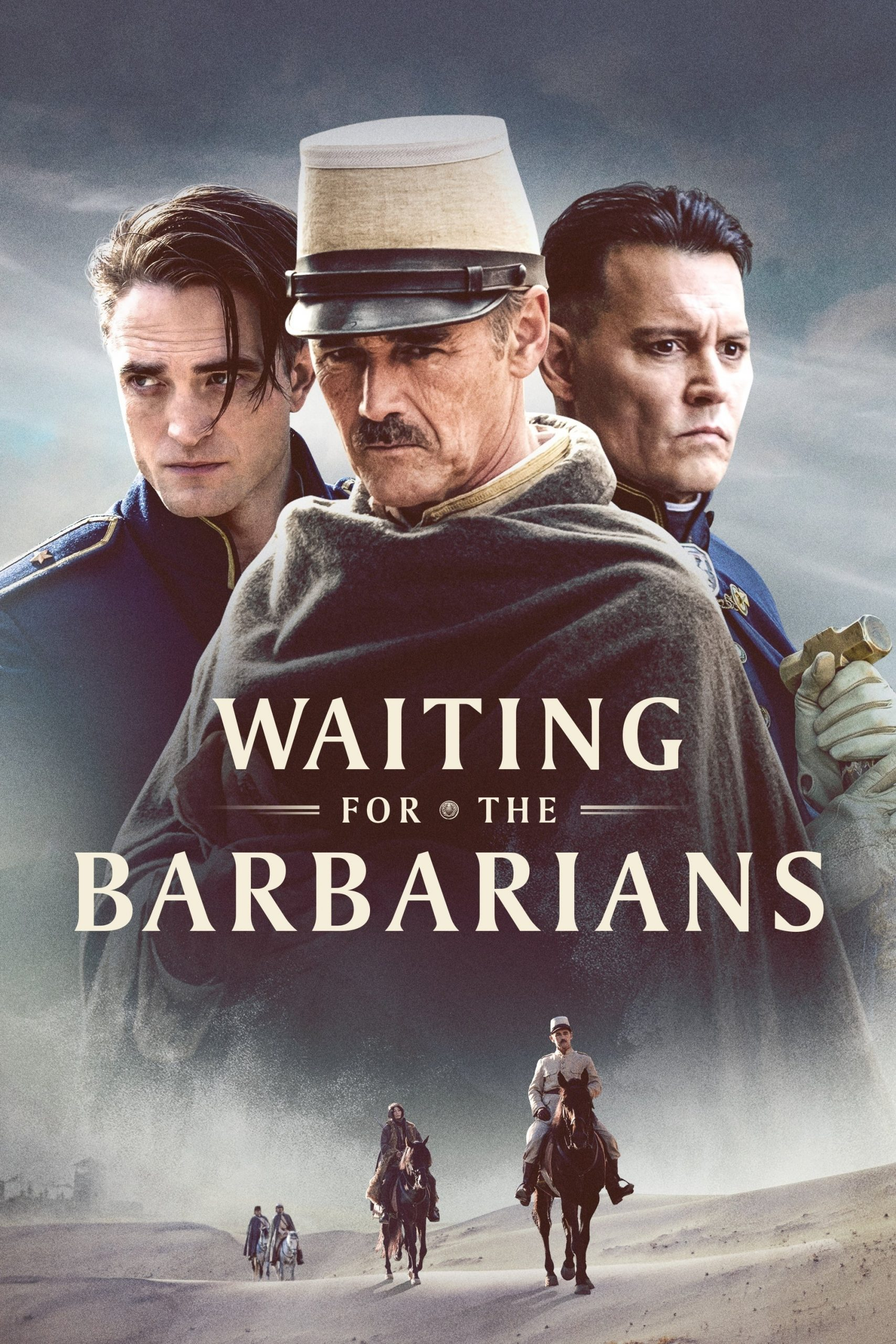 thumb Waiting for the Barbarians