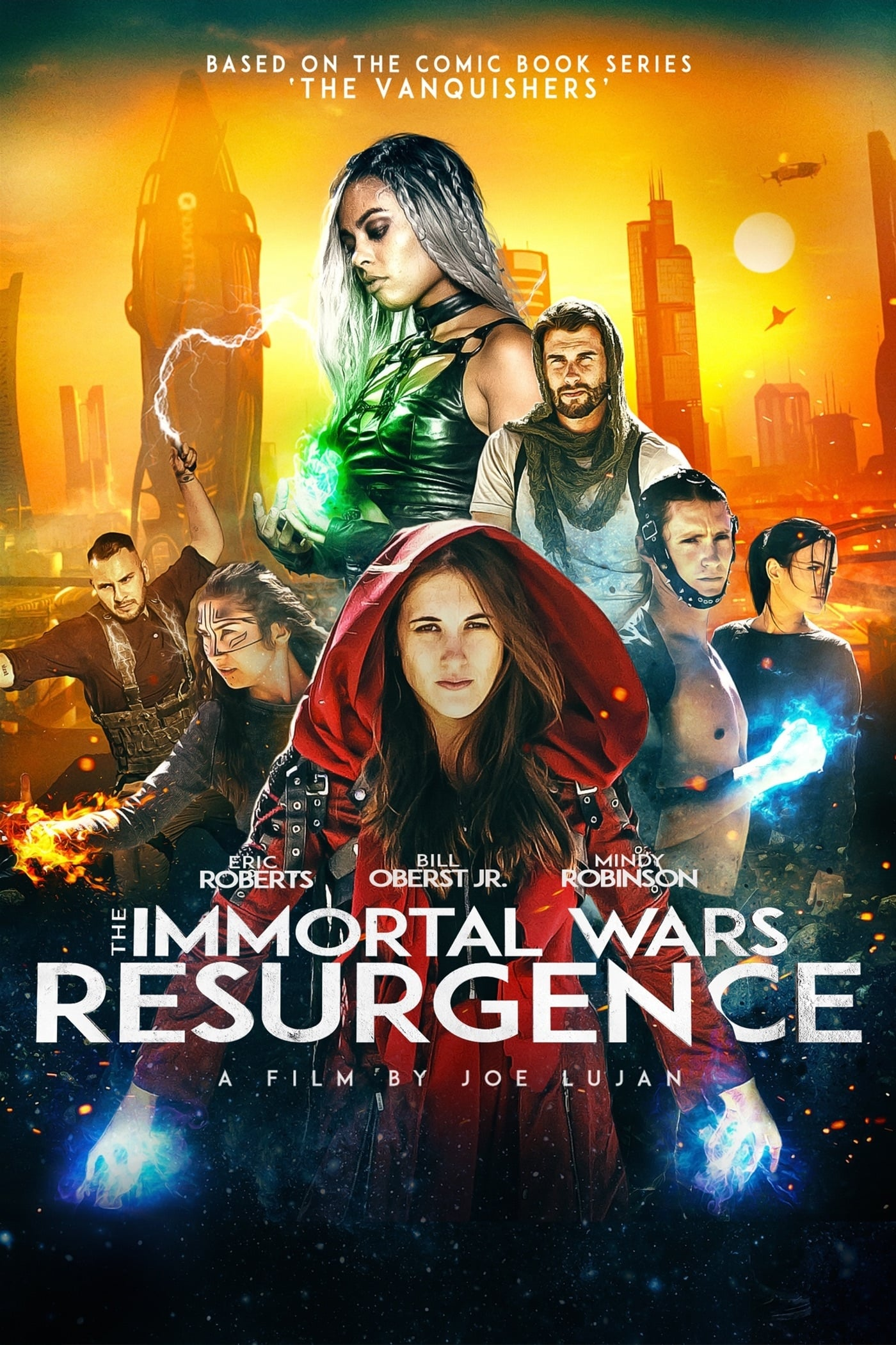 thumb The Immortal Wars: Resurgence