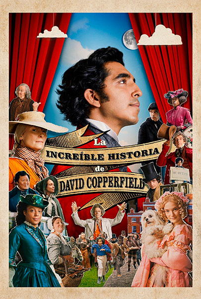 thumb La increíble historia de David Copperfield