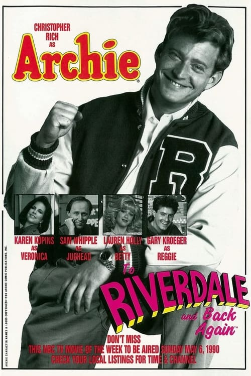 thumb Archie: To Riverdale and Back Again