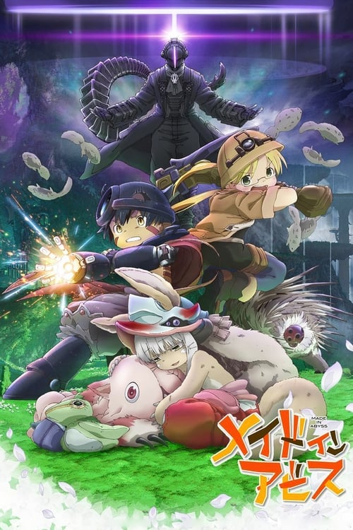 thumb Made in Abyss II - Crepúsculo errante