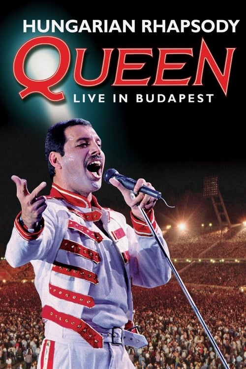thumb Queen: Hungarian Rhapsody - Live In Budapest
