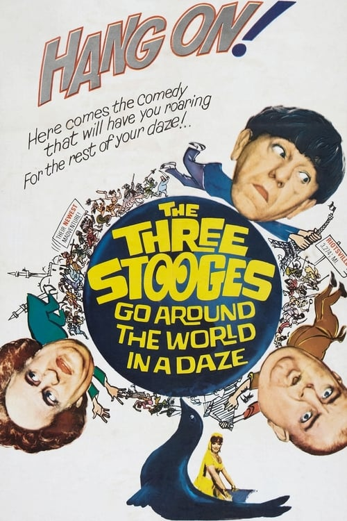 thumb The Three Stooges Go Around the World in a Daze
